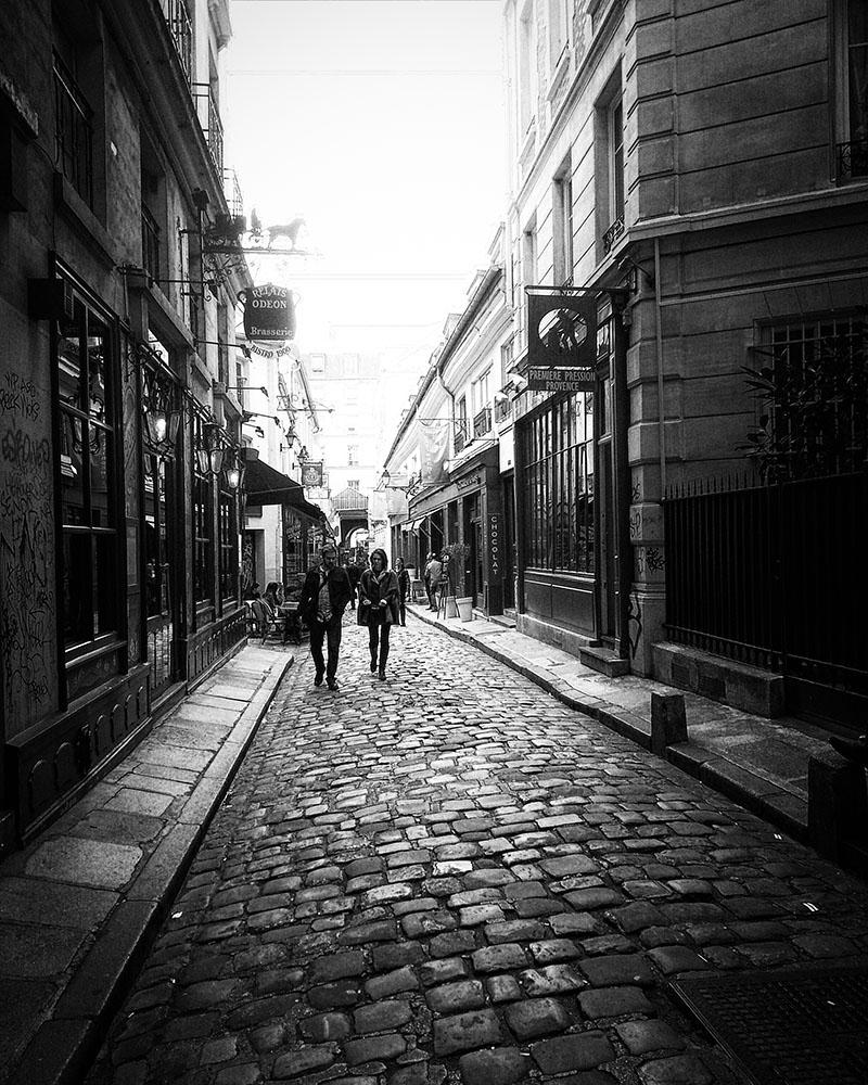 Les rues de Paris 2 - [c] Marcel Borgstijn
