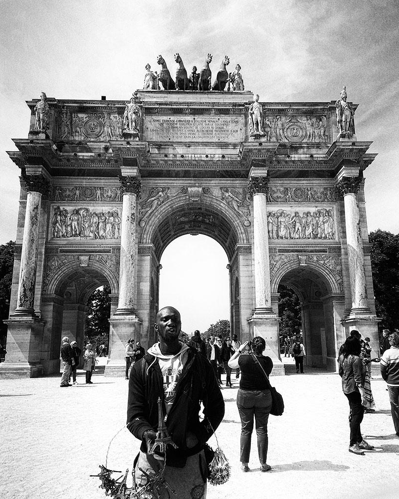 Les rues de Paris 3 - [c] Marcel Borgstijn