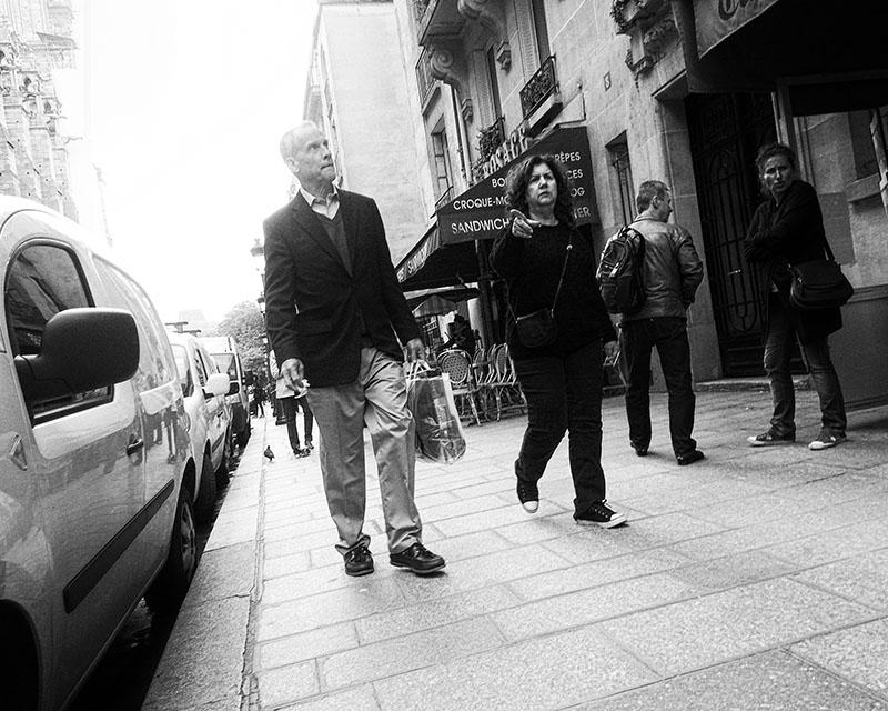 Les rues de Paris 4 - [c] Marcel Borgstijn