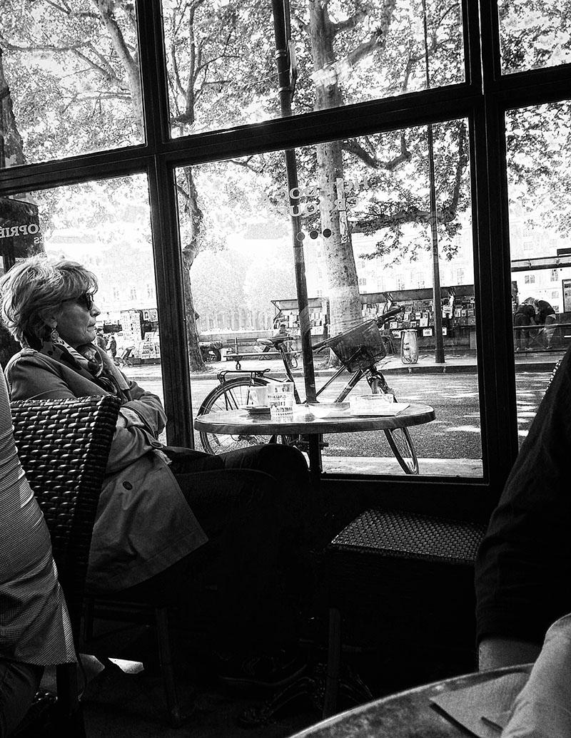 Les rues de Paris 5 - [c] Marcel Borgstijn
