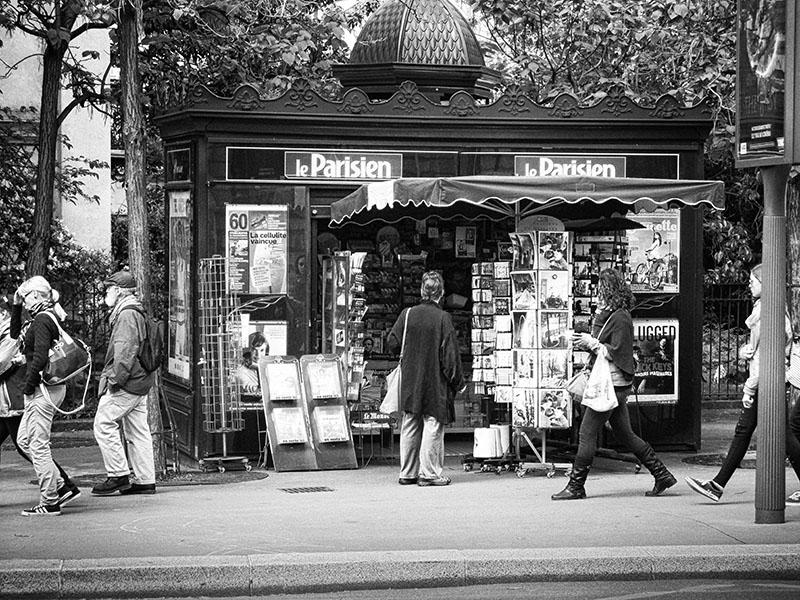 Les rues de Paris 6 - [c] Marcel Borgstijn
