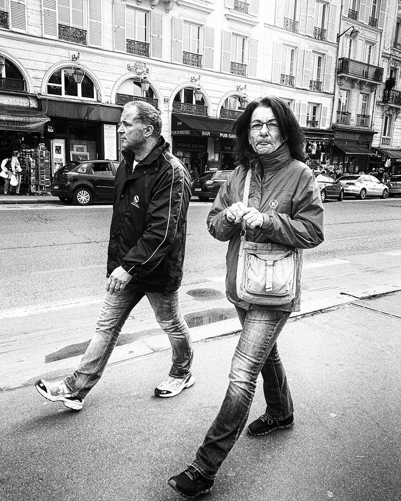 Les rues de Paris 7 - [c] Marcel Borgstijn