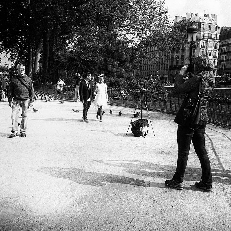 Les rues de Paris 8 - [c] Marcel Borgstijn