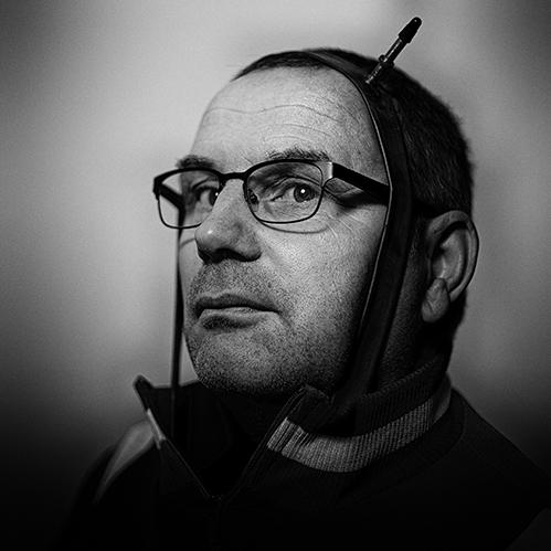 Portret Ton 3 - [c] Marcel Borgstijn