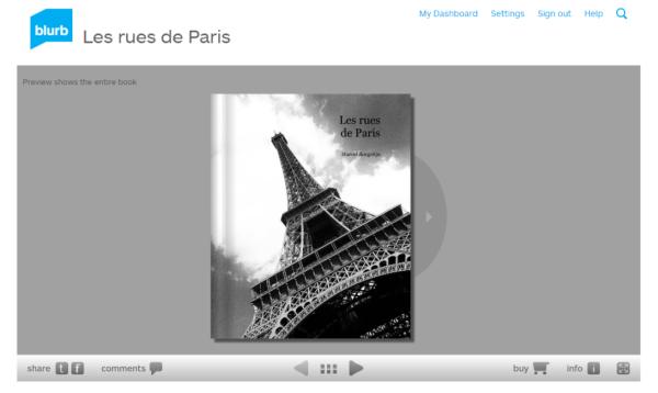 Les rues de Paris - [c] Marcel Borgstijn