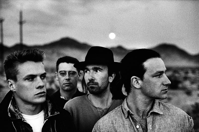U2 Joshua Tree - [c] Anton Corbijn