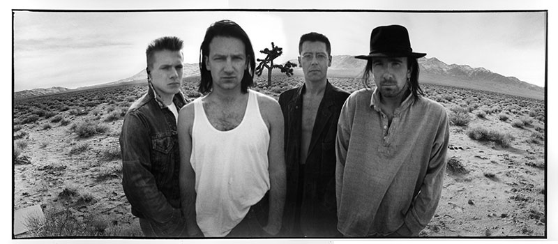 U2 The Joshua Tree - [c] Anton Corbijn