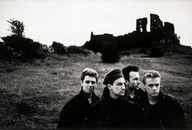 U2 The Unforgettable Fire - [c] Anton Corbijn
